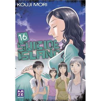 Suicide Island - Tome 16 : Suicide Island
