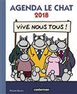 Le Chat - Agenda 2018 Le Chat