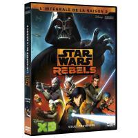 Star Wars Rebels Saison 2 DVD