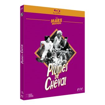 PLUMES DE CHEVAL-FR-BLURAY