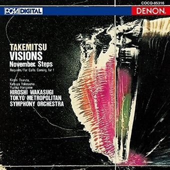 Takemitsu Visions