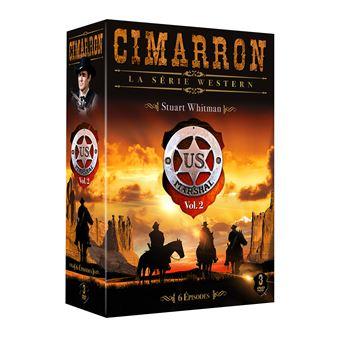 CimarronCoffret Western Cimarron Numéro 2 DVD