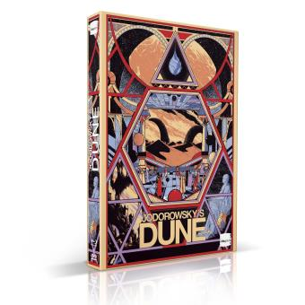 Jodorowsky's Dune Coffret Edition Collector Combo Blu-ray + DVD