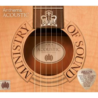 Anthems Acoustic Digipack