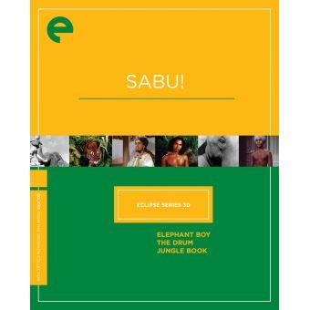 Coffret Eclipse Series 30: Sabu! DVD