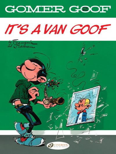Gomer Goof - Tome 2 : Gomer Goof - tome 2 It's a Van Goof !