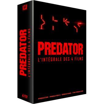 PredatorCoffret Predator L'intégrale DVD