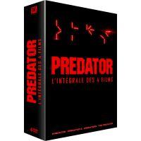 Coffret Predator L'intégrale DVD
