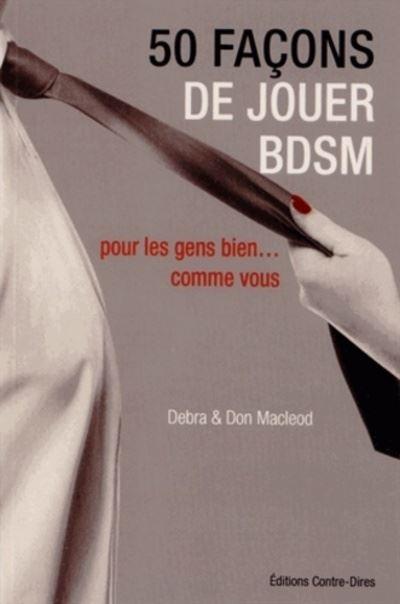 50 façons de jouer BDSM