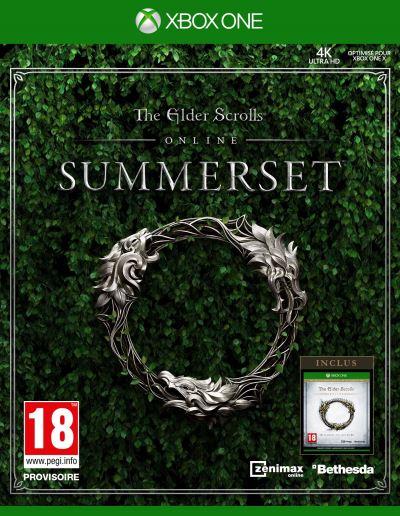 The Elder Scrolls Online Summerset Xbox One