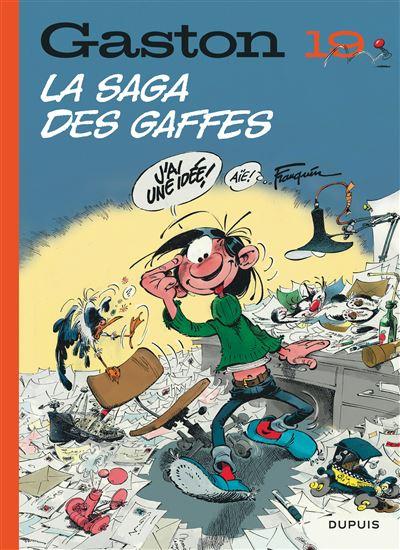 La saga des baffes - tome 19 - Gaston