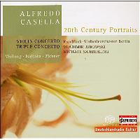 Violin Concerto/triple Co