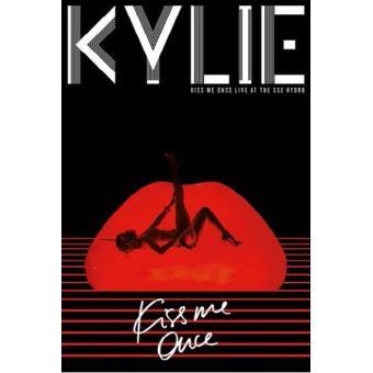 Kiss me once : Live - Blu Ray + 2 CD