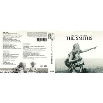 MANY FACES OF THE SMITHS/3CD