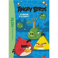Angry Birds 01 - Attention à la chute