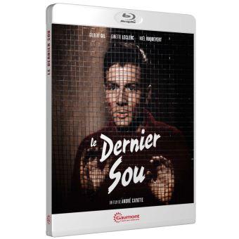 Le Dernier sou Blu-ray