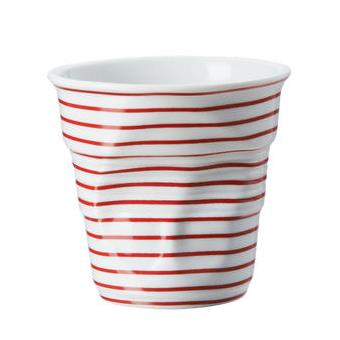 REVOL MUG CAPPUCCINO SAILOR RED