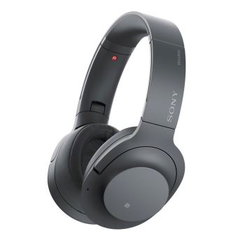 Casque Bluetooth Sony 2 WH-H900N Noir