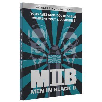 Men in BlackMen in Black 2 Blu-ray 4K Ultra HD