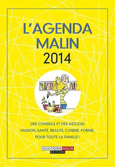 Agenda malin 2014 des conseils, des astuces