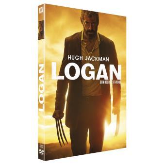 X-MenLogan DVD
