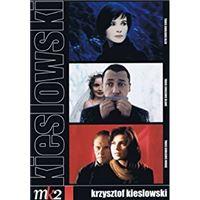 Coffret Kieslowski Trois couleurs Bleu Blanc Rouge Edition Fnac limitée DVD