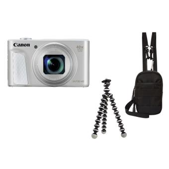 Canon powershot SX730 travel kit silver (sales end may)
