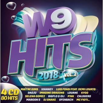 W9 Hits 2018 Volume 2 Coffret