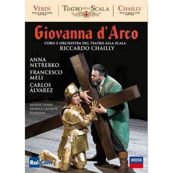 GIOVANNA D ARCO/DVD