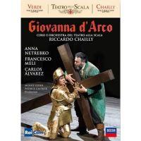 Giovanna D'Arco DVD
