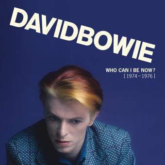 Coffret Bowie Who can I be now ? (1974 – 1976) 12 CD Inclus un livre relié de 128 pages