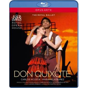 DON QUIXOTE/BLURAY