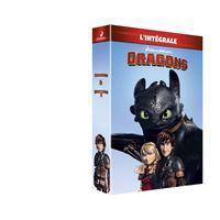 Coffret Dragons 1 et 2 DVD