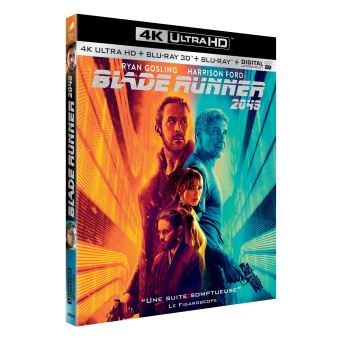 Blade runnerBlade Runner 2049 Blu-ray 4K Ultra HD