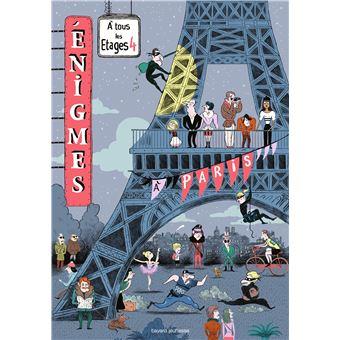 Enigmes à tous les étagesÉnigmes à tous les étages T.4, À Paris