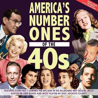 AMERICA S NO 1 S OF THE 4/6CD