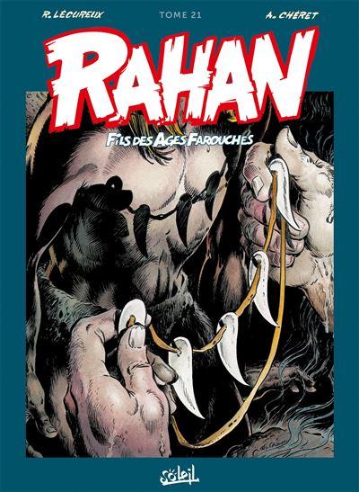 Rahan L'Intégrale 21 Nouvelle édition