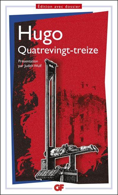 Quatrevingt-treize - 9782081356429 - 5,49 €