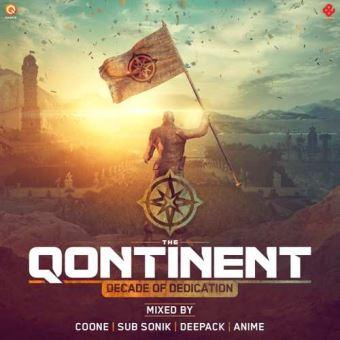 QONTINENT 2017/4CD