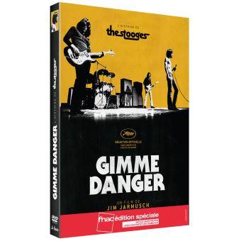 Gimme danger Edition spéciale Fnac Blu-ray