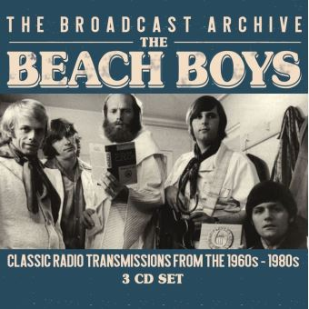 Broadcast archive classic radio transmission from the 1960