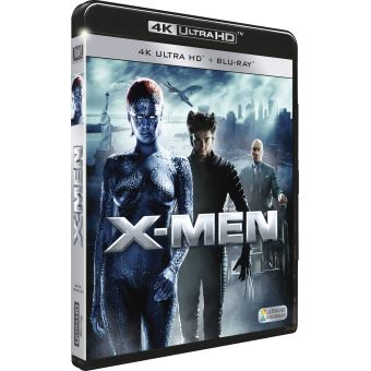 X-MenX-Men Blu-ray 4K Ultra HD