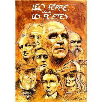 Léo Ferré chante les poètes - DVD