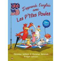 J'apprends l'anglais avec les P'tites Poules
