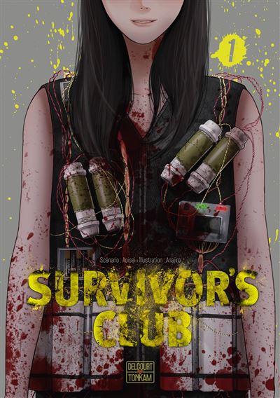 Survivor's club Tome 01 - Dernier livre de Anajiro - Précommande & date de  sortie   fnac