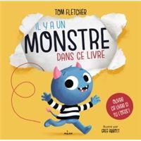 Il y a un monstre dans ce livre