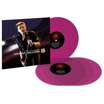 Tour 66 Stade de France 2009 Edition Limitée Vinyle violet transparent