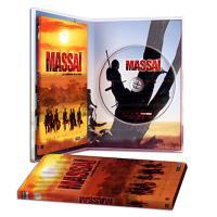 Massaï, les guerriers de la pluie - Edition avec Fourreau