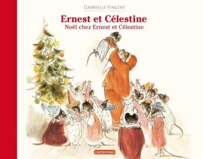 Noël chez Ernest et Célestine - 9782203145603 - 3,99 €