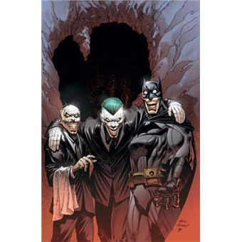 Batman sagaBatman Saga